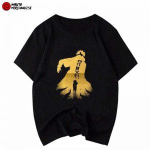 Naruto Alone Shirt
