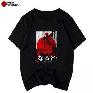 Naruto and Gamabunta Shirt