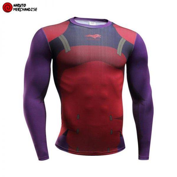 Naruto armor shirt