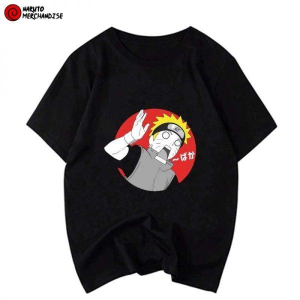 Naruto Baka Shirt