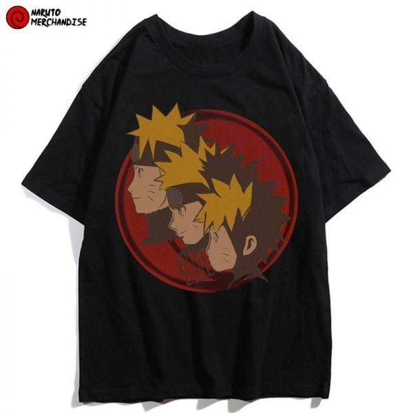 Naruto Evolution Shirt