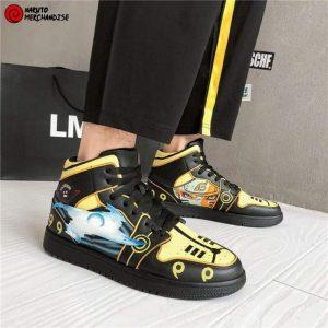 Naruto Futon Rasen Shuriken Shoes