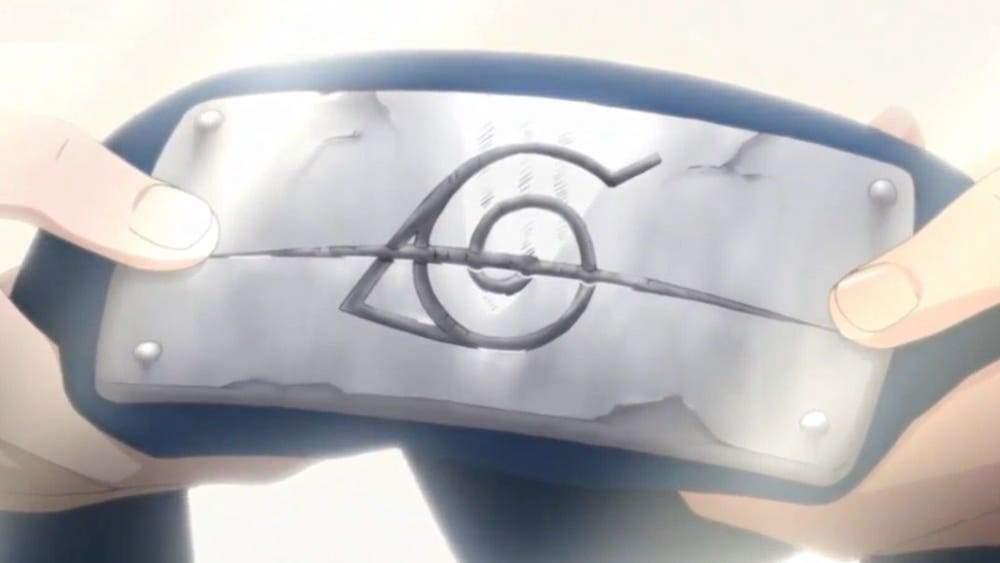 naruto headband logo