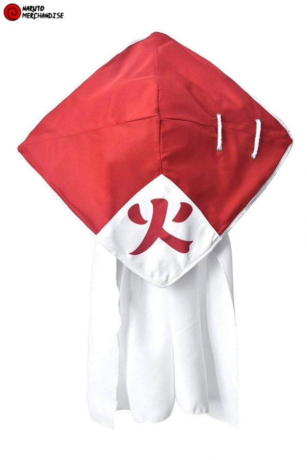 Naruto hokage hat