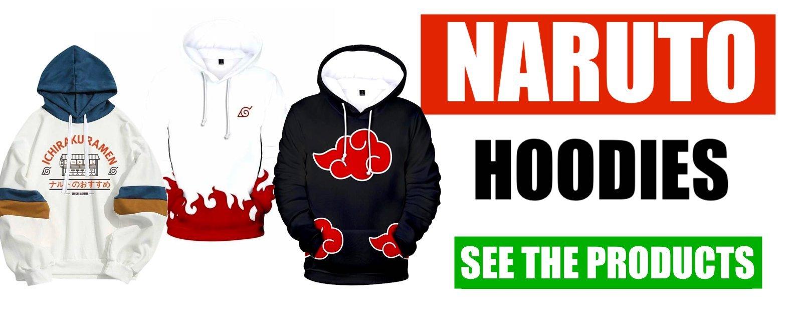 Naruto Hoodie