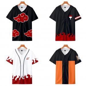 Naruto Jersey Shirt