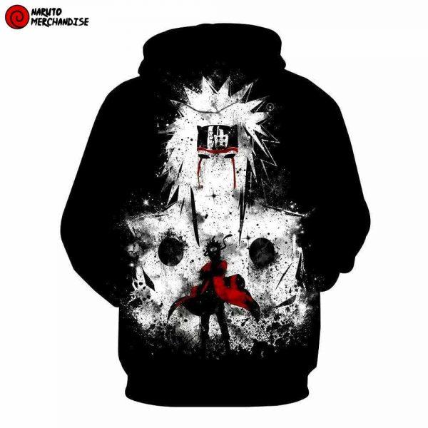 Naruto jiraiya hoodie