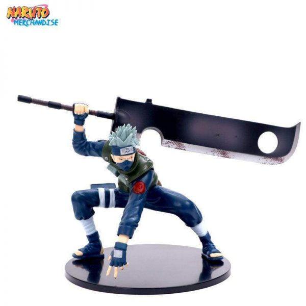 Naruto kakashi action figure