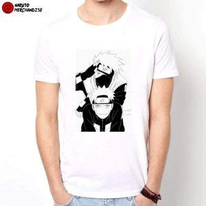 Naruto kakashi shirt