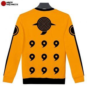 Naruto kyuubi chakra mode sweater
