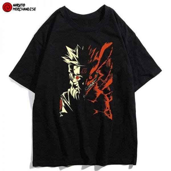 Naruto Kyuubi Shirt
