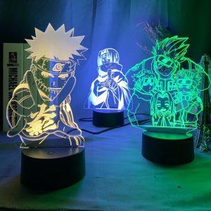 Naruto Lamp