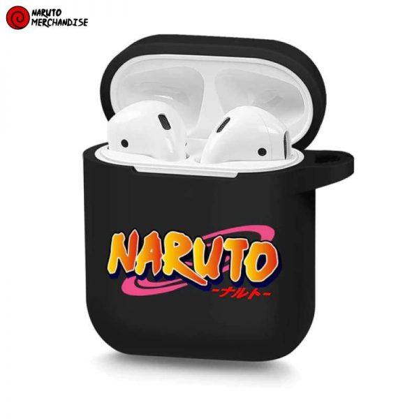 Naruto Logo Airpod Case