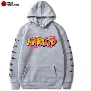 Naruto Logo Hoodie