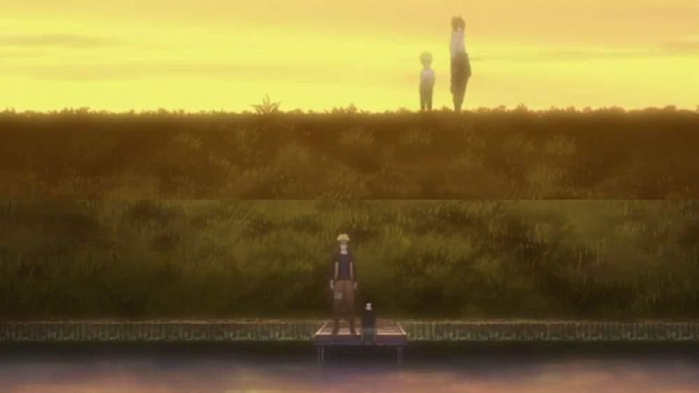 naruto meets sasuke for the first time