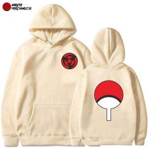 Naruto Hoodie Uchiha X Mangekyou