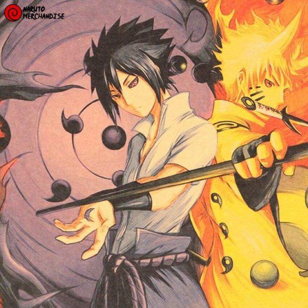 Naruto Poster Uchiha X Uzumaki (Limited Edition)