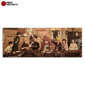 Naruto Poster Shinobi Happiness