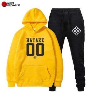 Naruto Hoodie & Pants Hatake Clan
