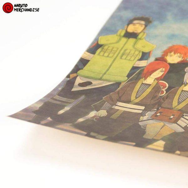 Naruto Poster Memories