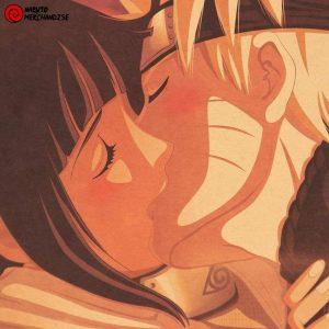 Naruto Poster Naruto Hinata Love