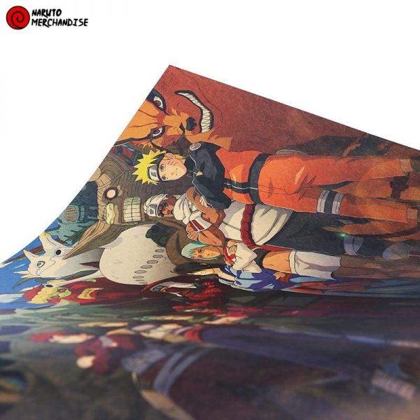 Naruto Poster Jinchuriki x Tailed Beasts