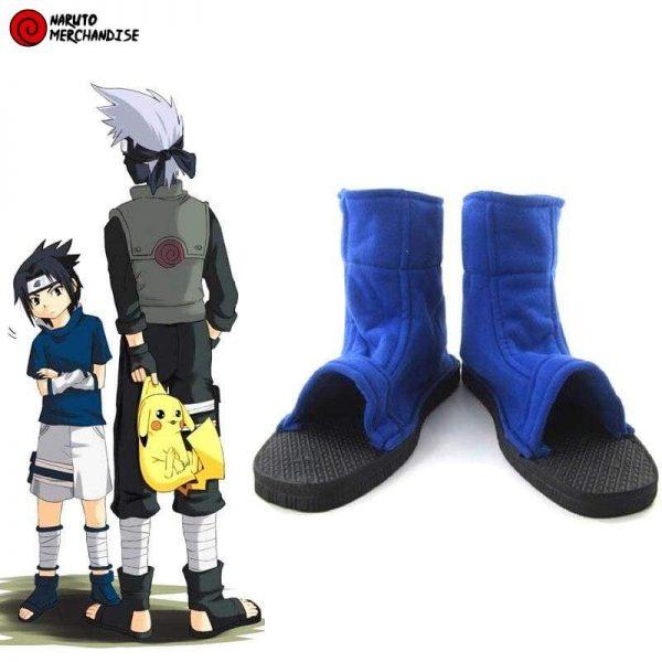 Sasuke Cosplay Shoes