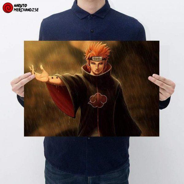 Naruto Poster Nagato Pain (Tendo)
