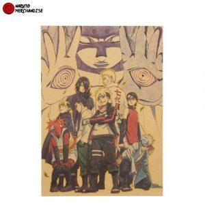 Naruto Poster Boruto Next Generation