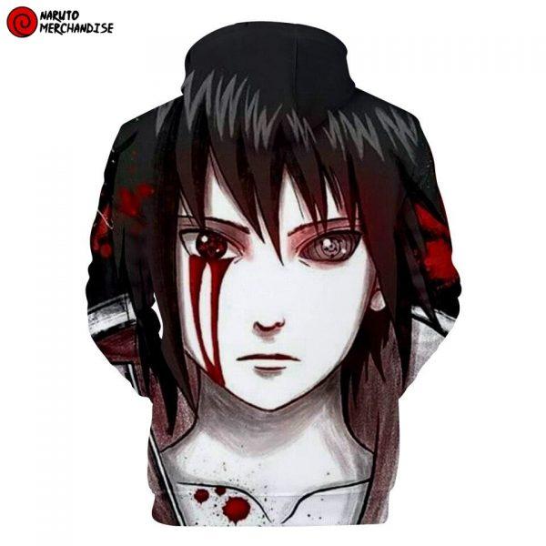Naruto Hoodie Sasuke Amaterasu