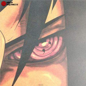 Naruto Poster Sasuke Dojutsu