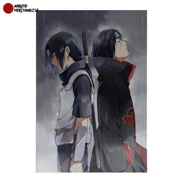 Naruto Poster Itachi's Sorrow