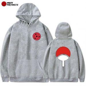 Naruto Hoodie <br> Uchiha X Sharingan