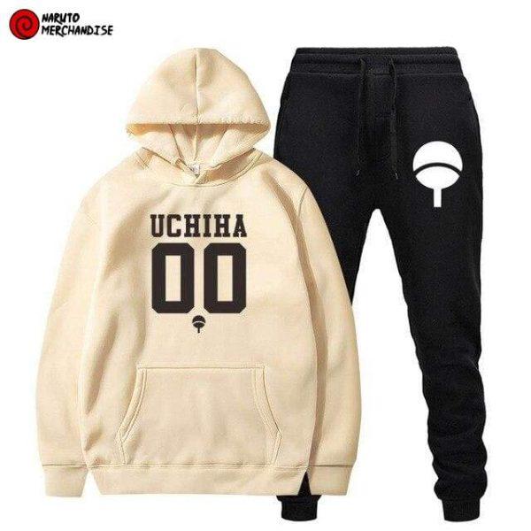 Naruto Hoodie & Pants Uchiha Clan