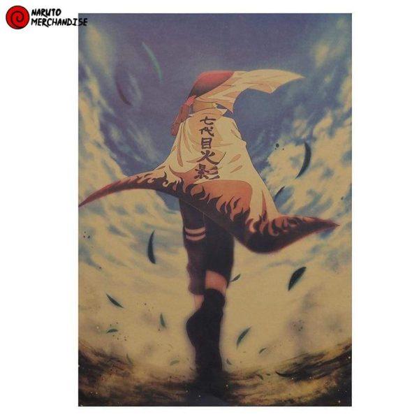 Naruto Poster Naruto Hokage