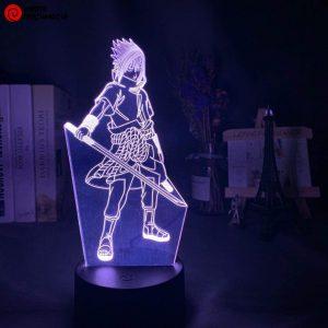 Naruto Lamp Sasuke Uchiha