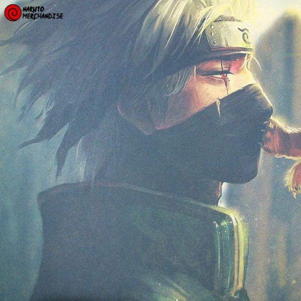 Naruto Poster Kakashi x Kyuubi
