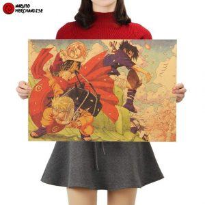 Naruto Poster Team 7