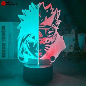 Naruto Lamp Naruto X Sasuke