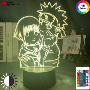 Naruto Lamp Naruto & Hinata