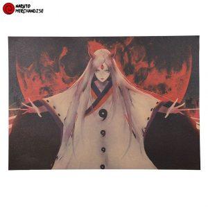 Naruto Poster Kaguya Otsutsuki
