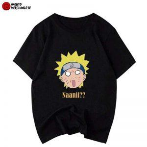 Naruto Nani Shirt