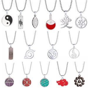Naruto Necklace