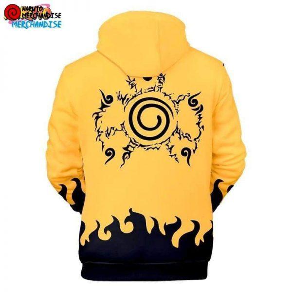 Naruto Hoodie Naruto Seal Mark - Naruto Hoodie