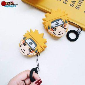Naruto Sage Mode Airpod Case
