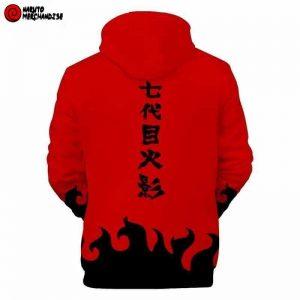 Naruto sage mode hoodie