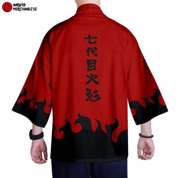 Naruto Sage Mode Kimono