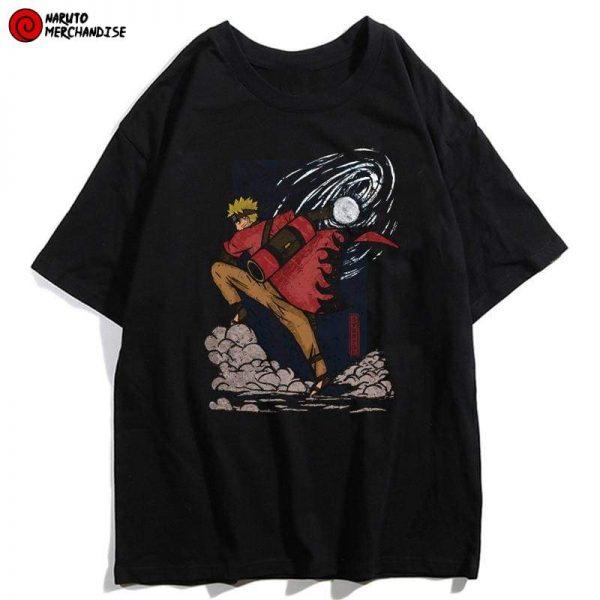 Naruto Sage Mode Rasengan Shirt