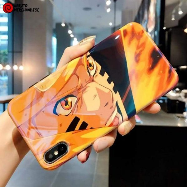 Naruto Sage of Six Paths Phone Case