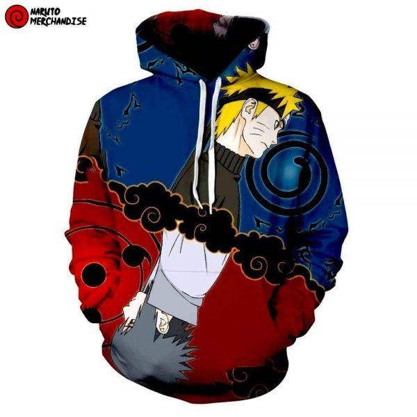 Naruto sasuke hoodie